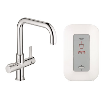 ����������� ������ «GROHE. 30145000 GROHE Red ��������� �������� Duo, Single boiler, U-�����»